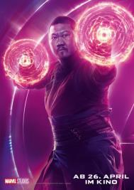 Wong - der Gefährte von Dr. Strange