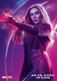 scarlet witch - Avengers: Infinity War (2018)