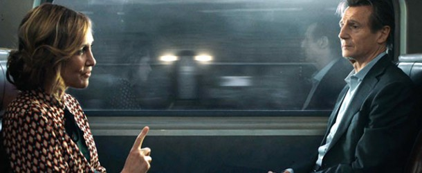 The Commuter Kritik (2018): Action im Pendlerzug