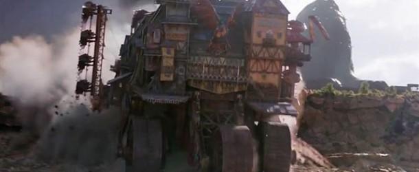 Mortal Engines: Trailer entführt in Welt mit sich bewegenden Städten!